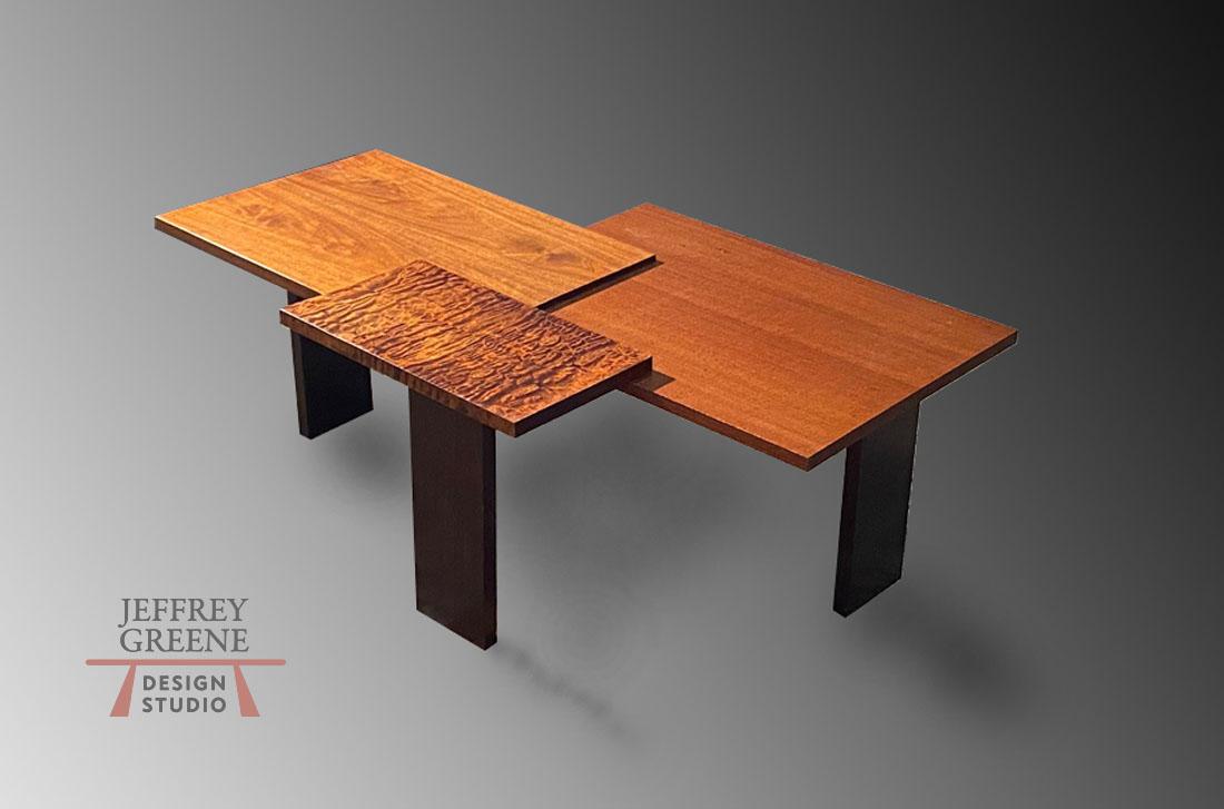 Multiple Rectangles Coffee Table Jeffrey Greene